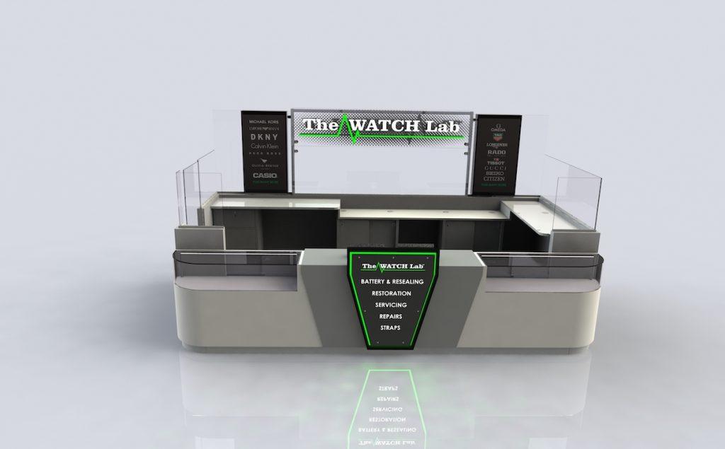 Trafford Centre - The Watch Lab